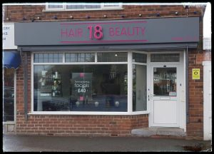 No.18 Hair & Beauty - Spring Sing! Raffle Donor