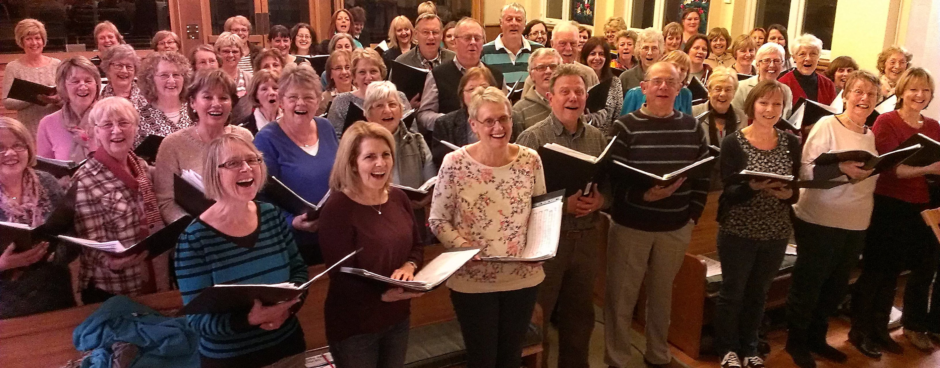 Community Songsters Aim To Raise Roof For Charity Sing