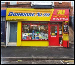 Dorridge Auto - Spring Sing! Raffle Donor