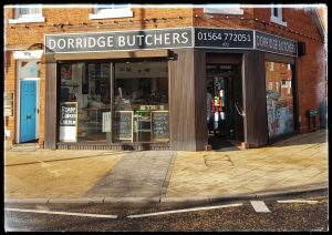 Dorridge Butchers - Spring Sing! Raffle Donor