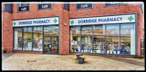 Dorridge Pharmacy - Spring Sing! Raffle Donor