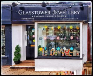 Glasstower Jewellery - Spring Sing! Raffle Donor
