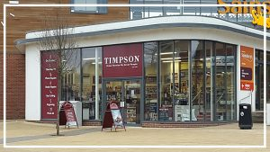 Timpson - 2019 Raffle Donor