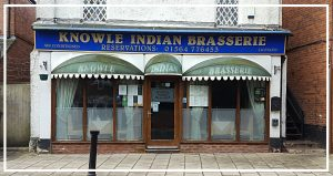 Knowle Brasserie - 2017 Raffle Donor