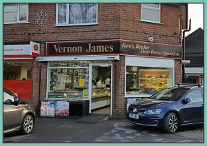 Vernon James Butchers - Spring Sing! Raffle Prize Donor