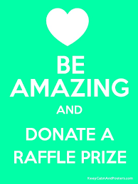 Be Amazing - Donate a Raffle Prize