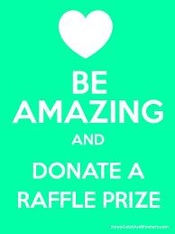 Donate a Raffle Prize