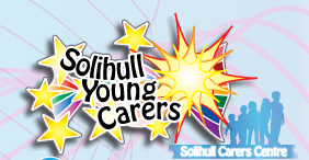 Solihull Young Carers - one of our supported charities