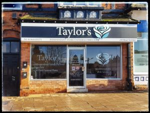 Taylor's Independent Funeral Directors - Spring Sing! Raffle Donor