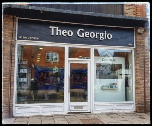 Theo Georgio Hairdressing - Spring Sing! Raffle Donor